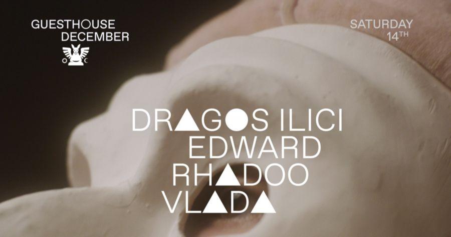 GH 14.12: Edward / Rhadoo / Vlada / Dragos Ilici