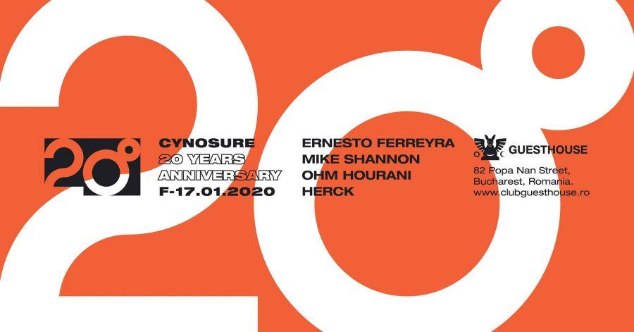 Cynosure Recordings 20th Anniversary