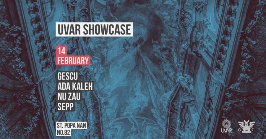 UVAR showcase at Club Guesthouse