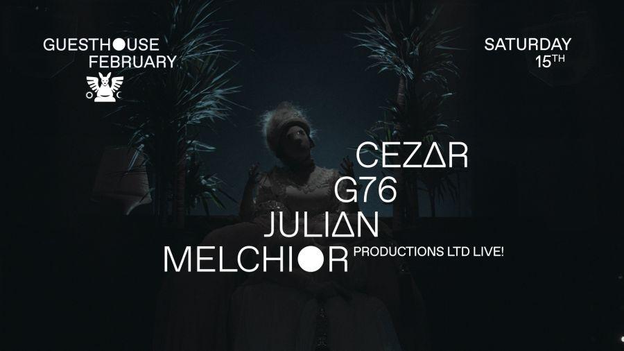 GH 15.02: Cezar / Melchior Productions LTD / G76 / Julian