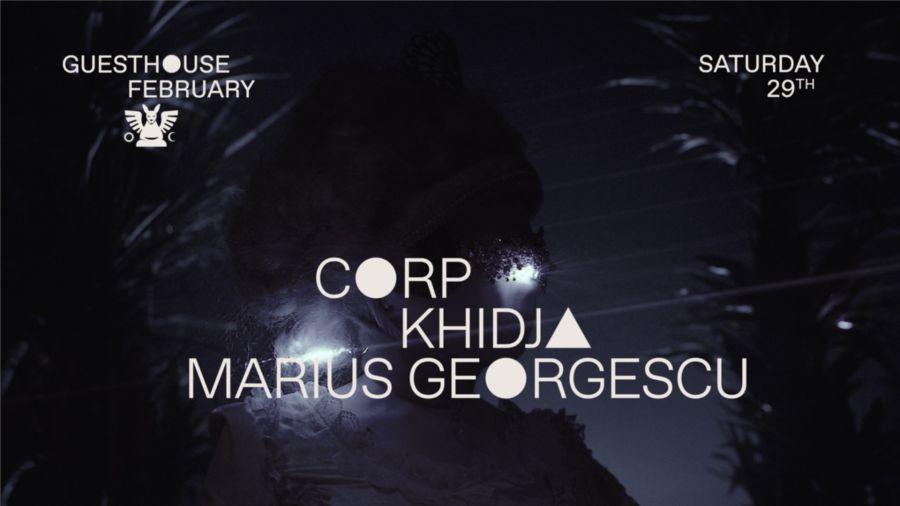 GH 29.02: Corp. / Khidja / Marius Georgescu