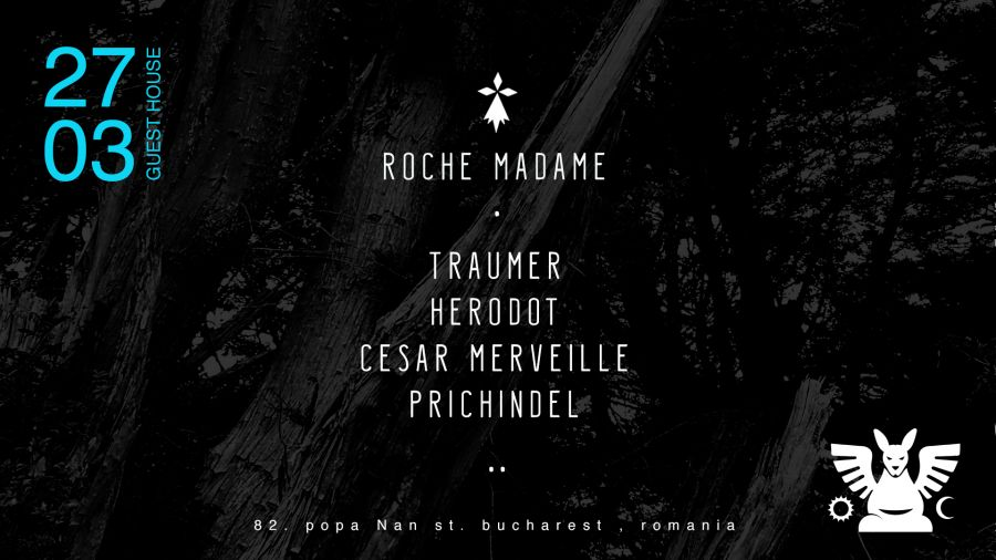Roche Madame at Guesthouse