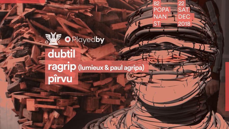 Dark Christmas: Dubtil / Ragrip / Pirvu