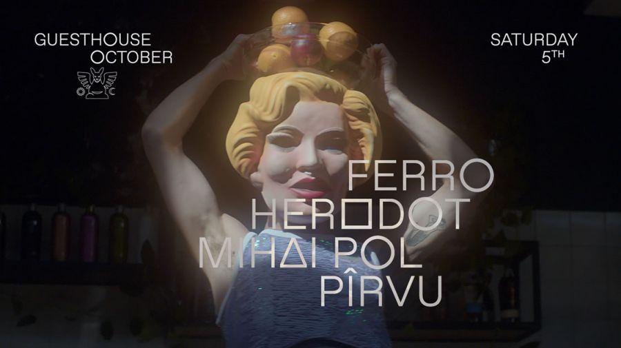 GH 05.10: Ferro / Herodot / Mihai Pol / Pirvu