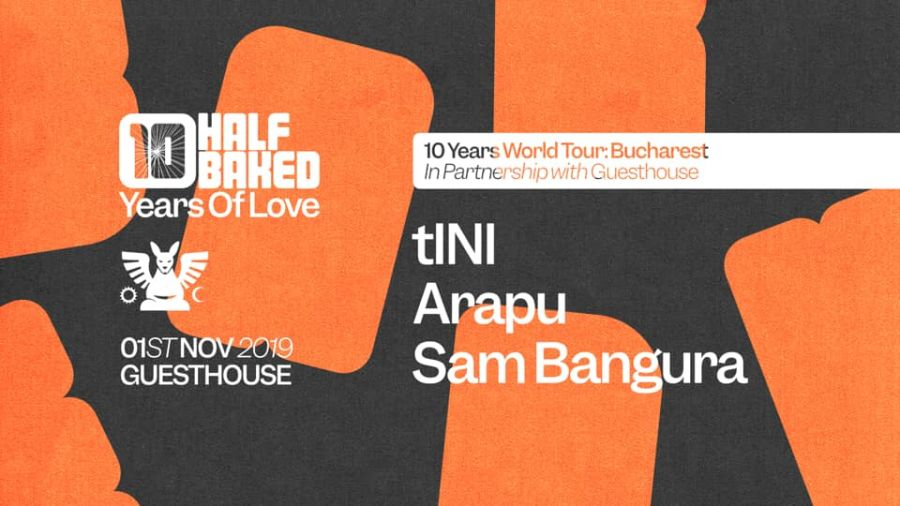 Half Baked: 10 Years of Love Tour at Guesthouse